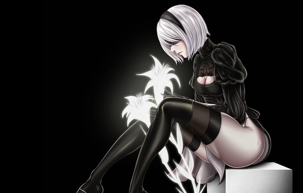 Picture Android, Nier, Characters, Automata, NieR, Nier Automata, YoRHa No.2 Type B, YoRHa, Type B, 2B …