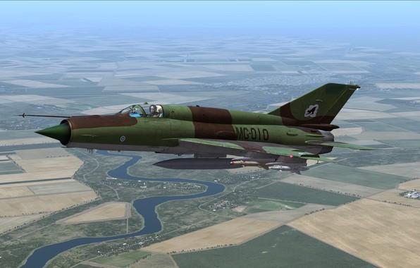 Picture KB MiG, MiG-21bis, Frontline fighter
