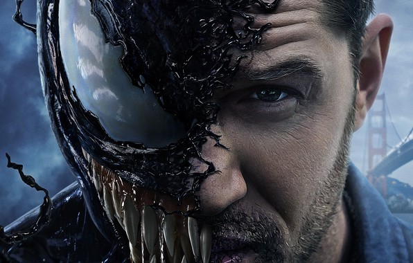 Picture Action, Something, Alien, Parker, year, 2018, Horror, Michelle Williams, EXCLUSIVE, MARVEL, Spider-Man, Tom Hardy, Venom, …