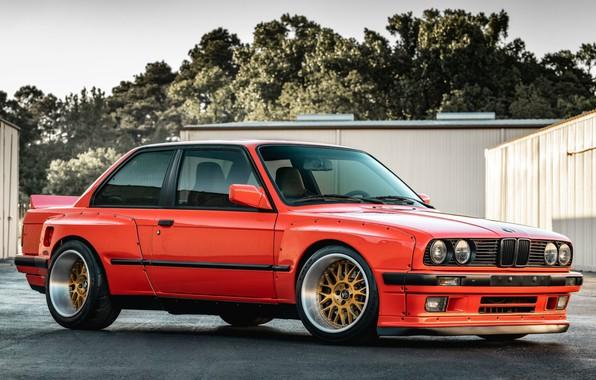 Picture BMW, E30, Rocket Bunny, PANDEM, 325IS
