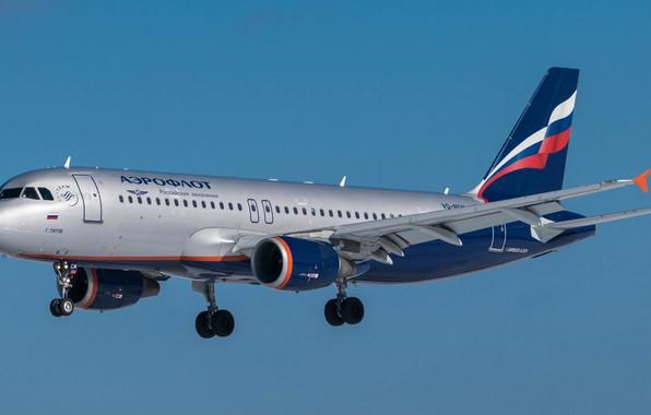 Picture Airbus, Aeroflot, A320