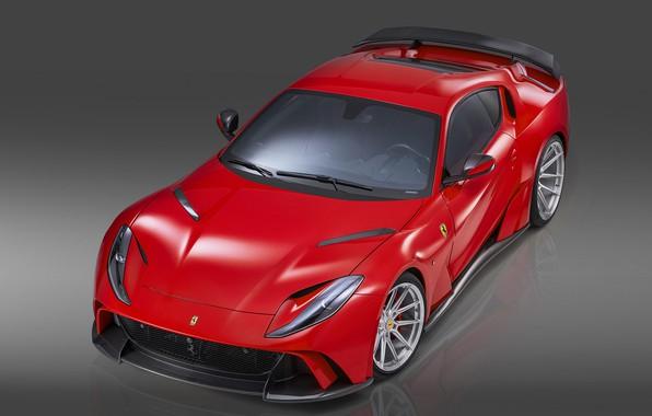 Picture Ferrari, supercar, Novitec, N-Largo, Superfast, 812, 2019