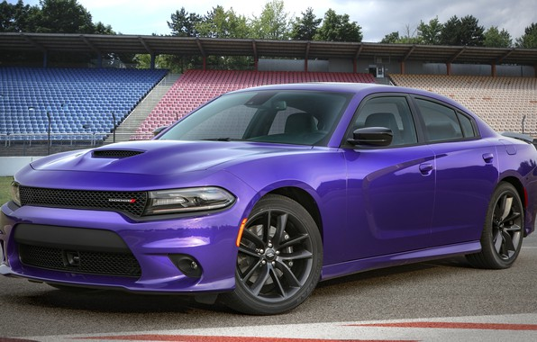 Photo wallpaper Dodge, Charger, 2019, Charger GT