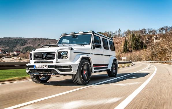 Picture Tuning, Mercedes, Lumma Design, Gelendwagen, G-classe, CLR G770