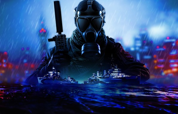 Picture the game, game, Battlefield, WALLPAPER, AWESOME