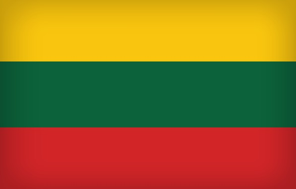 Picture Flag, Lithuania, Lithuania Large Flag, Flag Of Lithuania, Lithuanian Flag