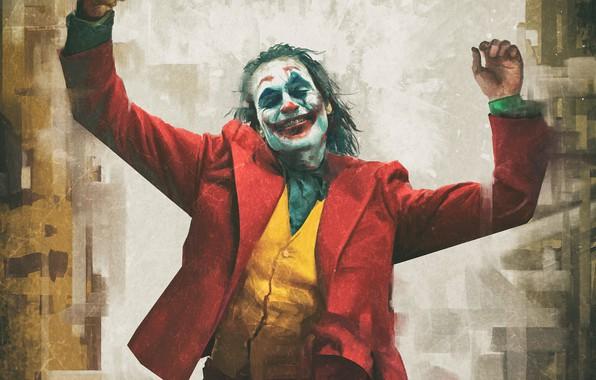 Picture face, movie, Joker, clown, Oscar, American