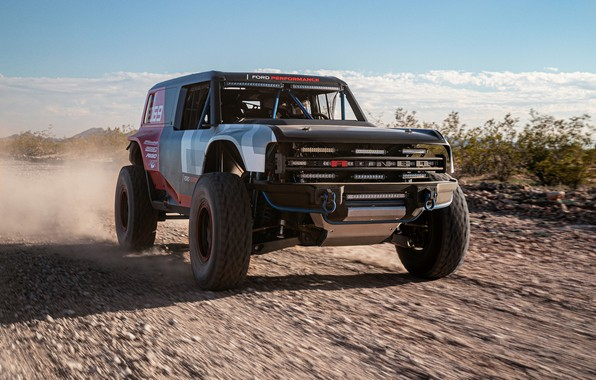 Picture Ford, Ford, Motorsport, Baja 1000, racing car, Bronco, motorsports, Baja 1000, Ford Bronco R race …