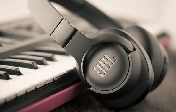 Picture music, sound, headphones, macro, bluetooth