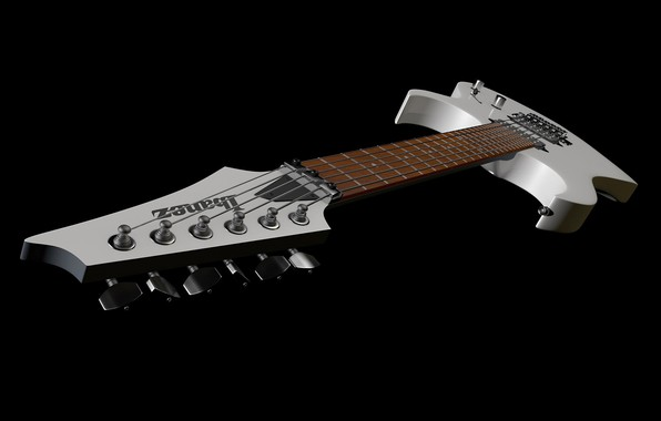 Picture guitar, tool, electric guitar, ibanez