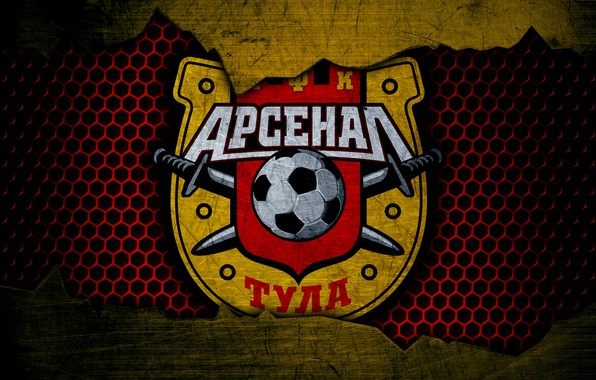 Picture wallpaper, sport, logo, football, Arsenal Tula