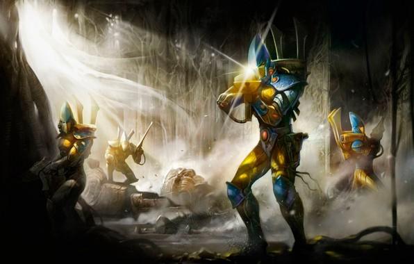 Picture eldar, warrior, Warhammer 40 000, craftworld, Iyanden