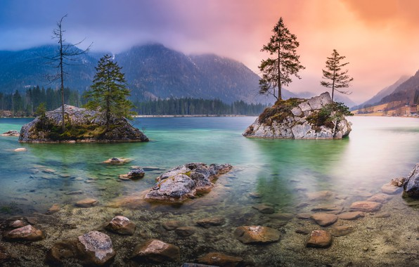 Picture europe, lake, alpine, Fabian Roßhirt