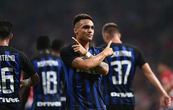 Picture football, Inter, Inter, football, International, Internazionale, Kwadwo Asamoah, Milan Skriniar, Lautaro Martinez, Matteo Politano