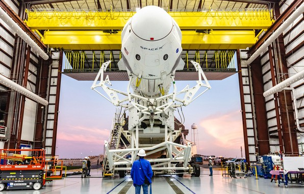 Picture USA, USA, Dragon, SpaceX