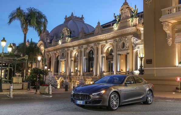 Picture Maserati, Ghibli S, GranLusso