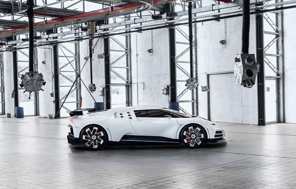 Picture machine, Bugatti, drives, hypercar, One hundred and ten