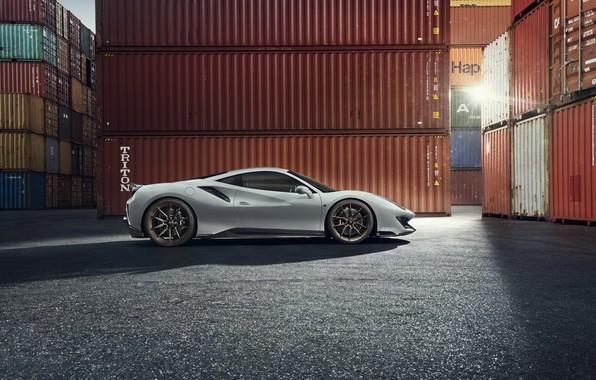 Picture Ferrari, sports car, Novitec, 488, Pista