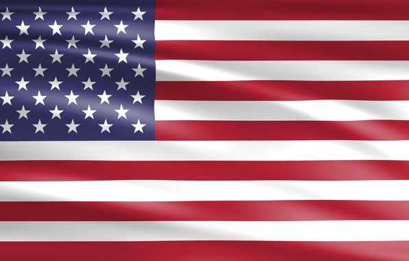 Picture USA, Star, American, Flag, America, American Flag, Float, United Staes, Streak, Ensign, National Flag