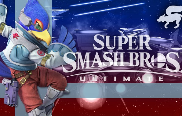 Picture bird, character, Super Smash Bros Ultimate