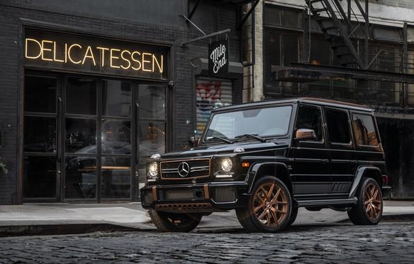 Picture Mercedes-Benz, AMG, 2018, G-Class, Gelandewagen, Final Edition, G65