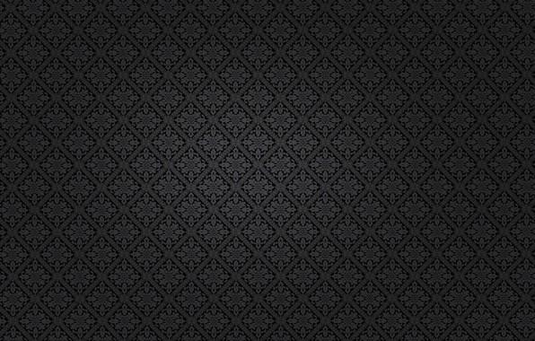 Picture retro, grey, background, pattern, black, texture, vintage