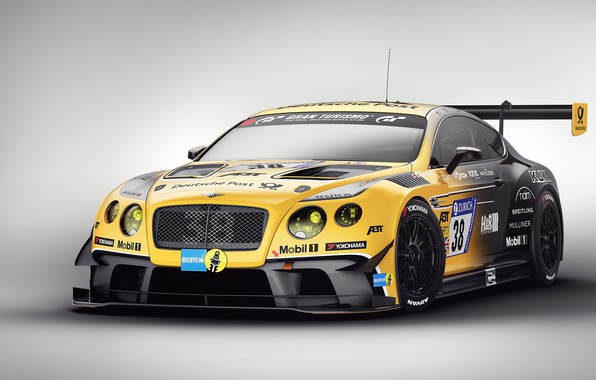 Picture Bentley, Continental, racing car, GT3, 2017