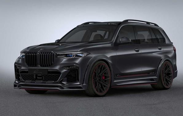 Picture BMW, LUMMA Design, X7, G07, CLRX7