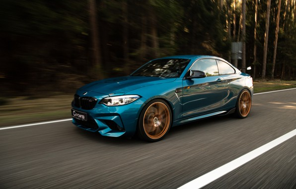 Picture BMW, G-Power, Competition, F87, BMW M2