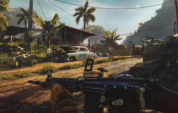 Picture The game, Far Cry, Ubisoft, Game, 2021, Far Cry 6