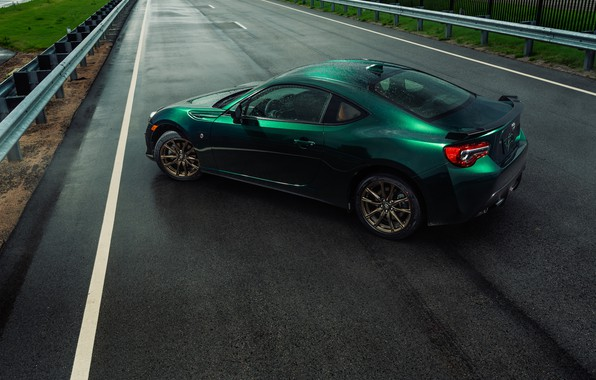 Picture asphalt, Toyota, Toyota 86, Limited Hakone Edition