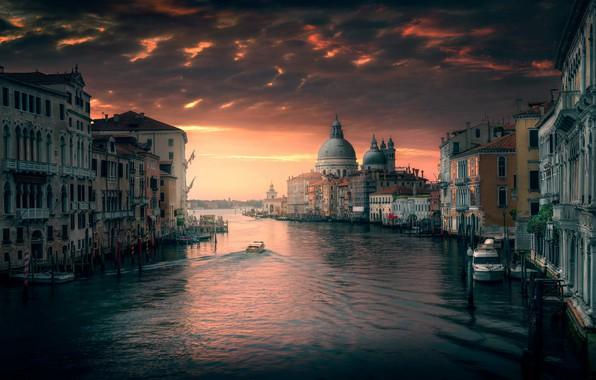 Picture home, Venice, channel, Venice