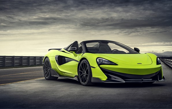 Picture McLaren, supercar, Spider, 2019, 600LT