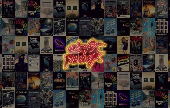 Picture Music, Daft Punk, Thomas Bangalter, Daft Punk, Cover, Guy Manuel de Homem Christo, Tom and …