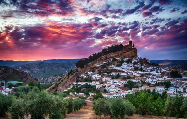 Picture Spain, Andalusia, Montefrio