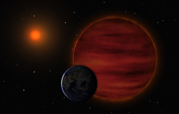 Picture Planet, Space, The approach, Nibiru, Planet X