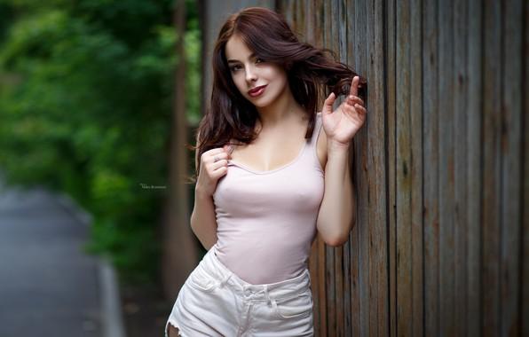 Picture model, Girl, hairstyle, beautiful, Olga, Maxim Romanov
