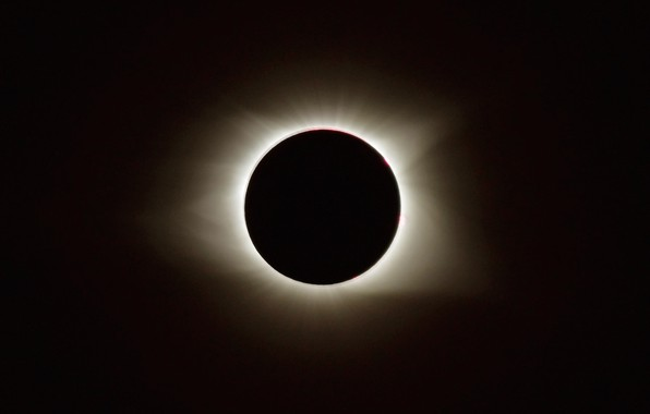 Picture the sky, space, light and shadow, black sky, The annular solar Eclipse 21.06.20, the NASA's …