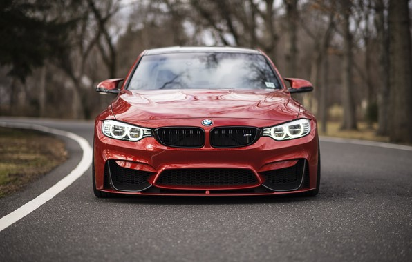 Picture BMW, Light, RED, Face, Juicy, LED, F83