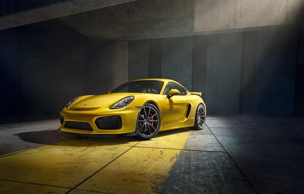Picture sports coupe, GT4, Porsche Cayman