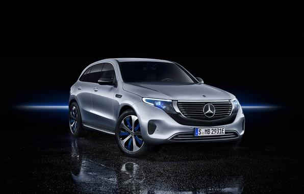 Picture Mercedes, 4Matic, EQC400, EQC