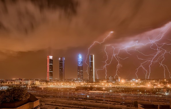 Picture Storm, Madrid, Almenara