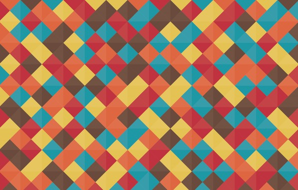 Picture color, line, graphics, vector, colors, squares, geometry