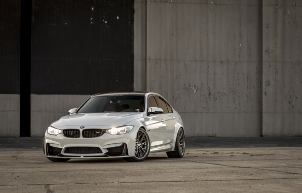 Picture BMW, Light, White, F80, LED, M3