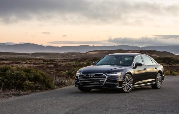 Picture Audi, Audi, sedan, Audi A8