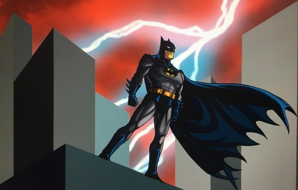 Picture Batman, Comics, Bruce Wayne, Animated Siries