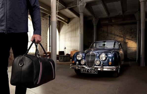 Picture Jaguar, Jaguar, 2019, Jaguar Mark 2, sedan of business class, mid-sized luxury sports saloon, exclusive …
