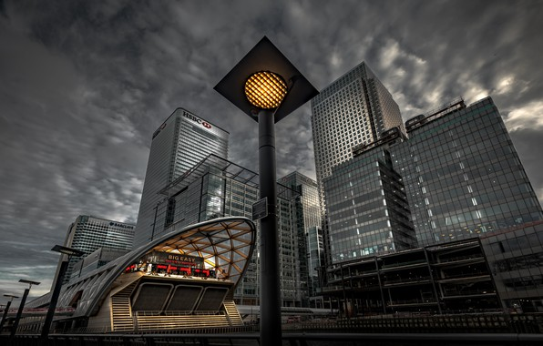 Picture England, Canary Wharf, Tower Hamlets
