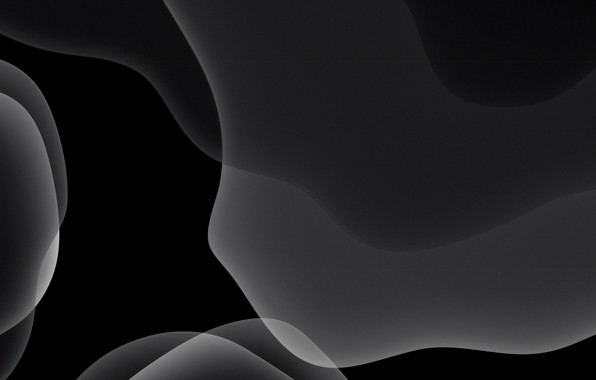 Picture background, black, color, Abstraction
