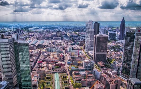 Picture the city, panorama, Frankfurt am main, Frankfurt am Main